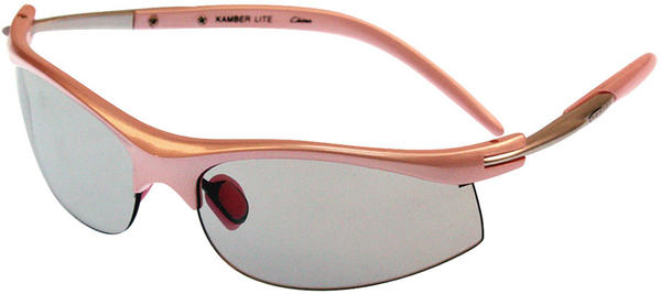 Serfas Kamber Lite Photochromatic Color | Lens: Silver/Pink | Gray Photochromic