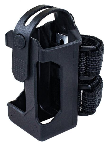 Serfas Lock Mounting Bracket w/Velcro Straps