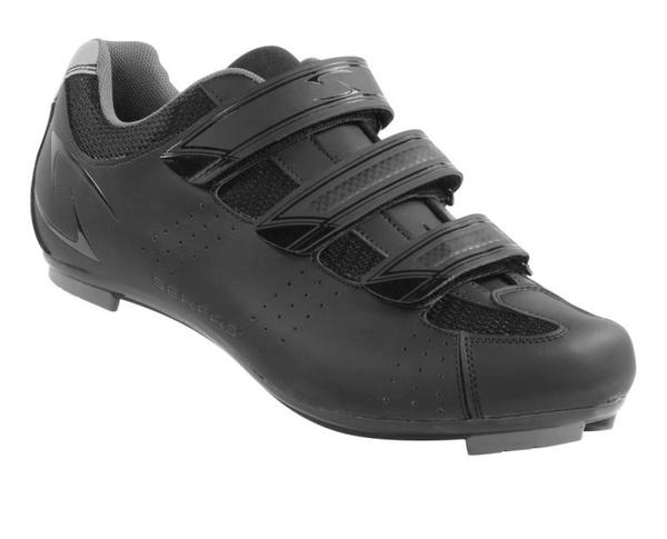 Serfas Women's Road Paceline 3-Strap Color: Black