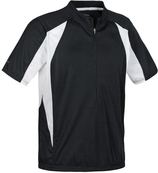 Serfas Nova Jersey Color: Black/White