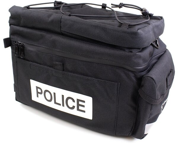 Serfas Police Bag Color: Black