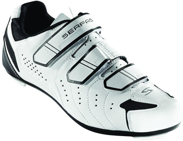 Serfas Radium Road Shoes Color: White