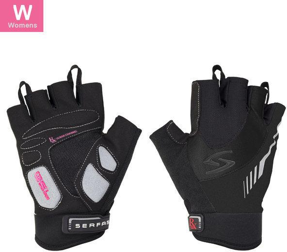 Serfas RSW RX Women's Short Finger Gloves