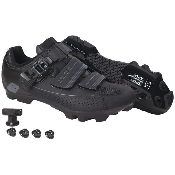 Serfas SMM-501B Men's Mountain Switchback Buckle Color: Black