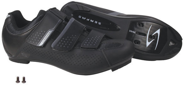 Serfas SMR-401B & SMR-401W Men's Road Paceline 3-Strap Color: Black