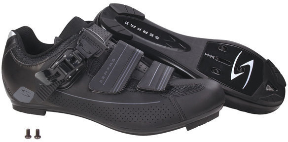 Serfas SMR-501B & SMR-501W Men's Road Leadout Buckle