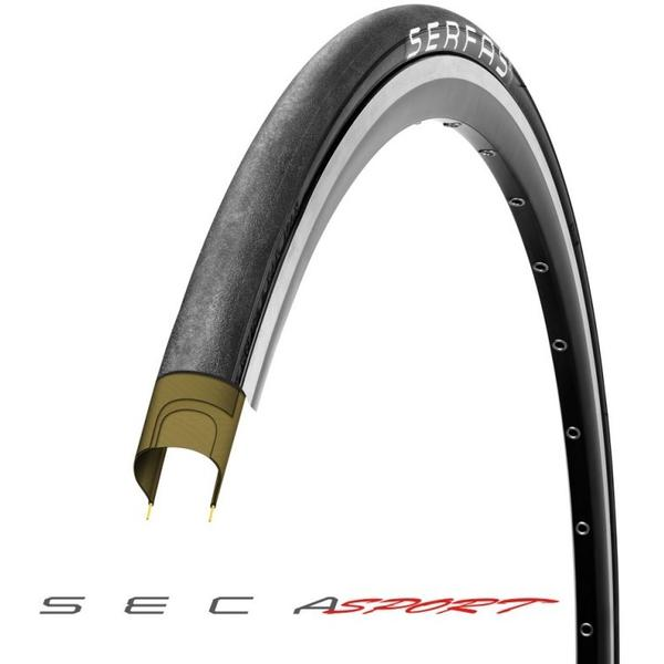 Serfas STSS SECA Sport Color: Black