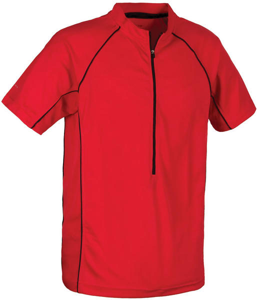 Serfas Summit Jersey Color: Red