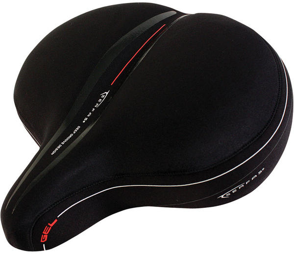 Serfas Super Cruiser Reactive Gel Saddle