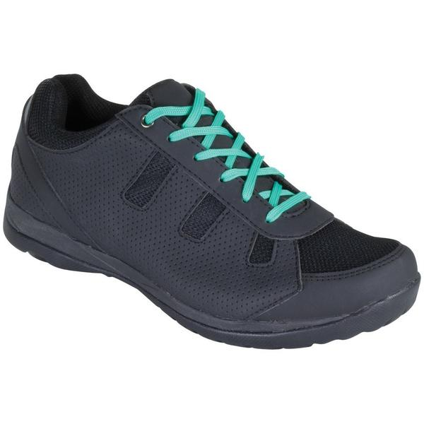 Serfas SWT-160B Women's Trax Shoe Color: Black