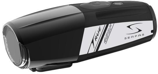 Serfas True 450 USB Flash Headlight