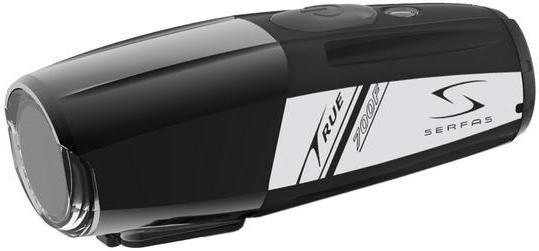 Serfas True 700 USB Flash Headlight