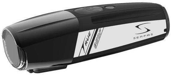 Serfas True 950 USB Flash Headlight
