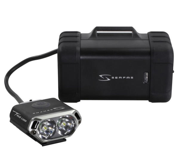 Serfas TSL-1200 Headlight