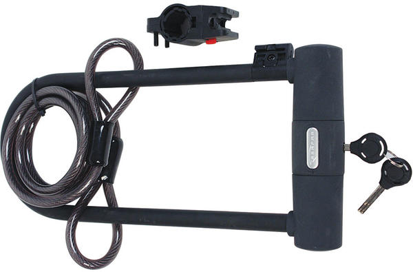 Serfas UL-290C U-Lock w/ Cable