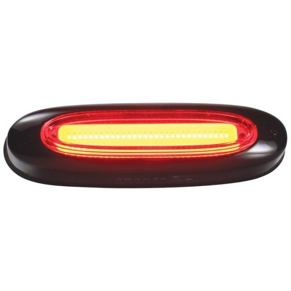 Serfas UTL-4BK Quasar Tail Light (25 Lumens) Color: Red