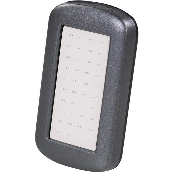 Serfas UTL-9 Flat Panel LED Tail Light Color: Gunmetal