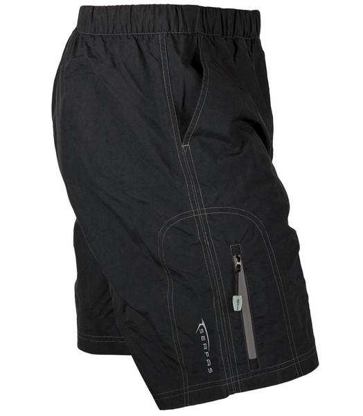 Serfas Angel Zip Baggy Shorts - Women's