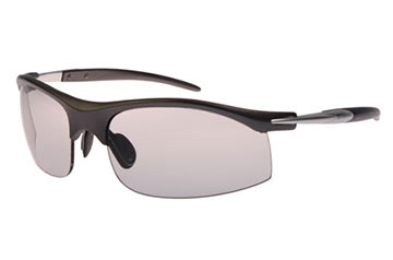 Serfas Portal Photochromic Color | Lens: Black/Silver | Gray Photochromic|Rose|Clear|Brown