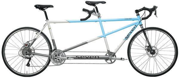 Seven Cycles Axiom 007 Frame