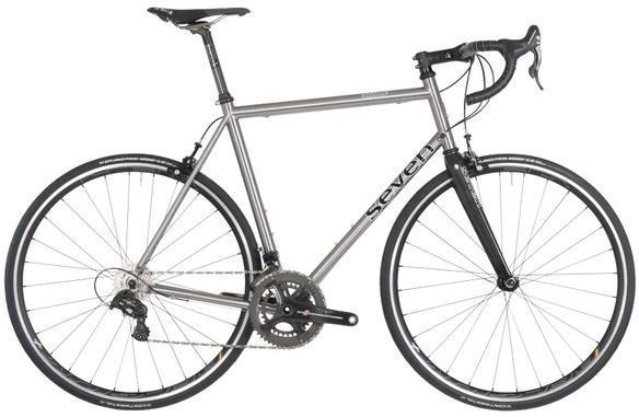 Seven Cycles Axiom S Campagnolo Super Record