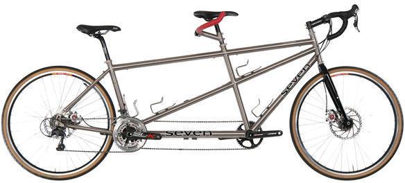 Seven Cycles Axiom SL 007 Frame