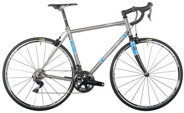 Seven Cycles Axiom SLX Shimano Dura Ace 9100
