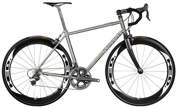 Seven Cycles Axiom SLX (Shimano Ultegra Di2)