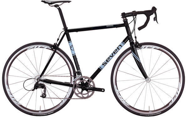 Seven Cycles Axiom Steel SRAM Rival 22