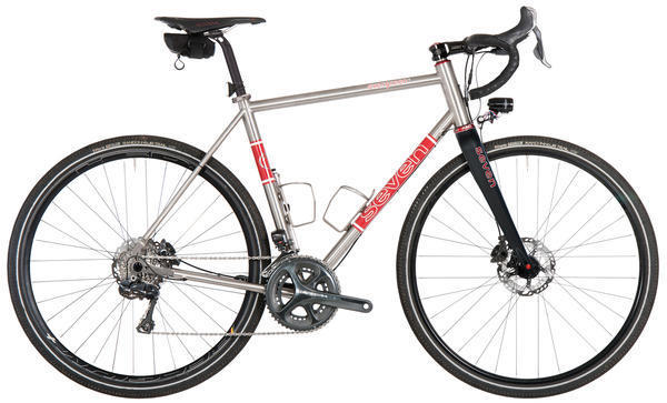 Seven Cycles Evergreen S Frame