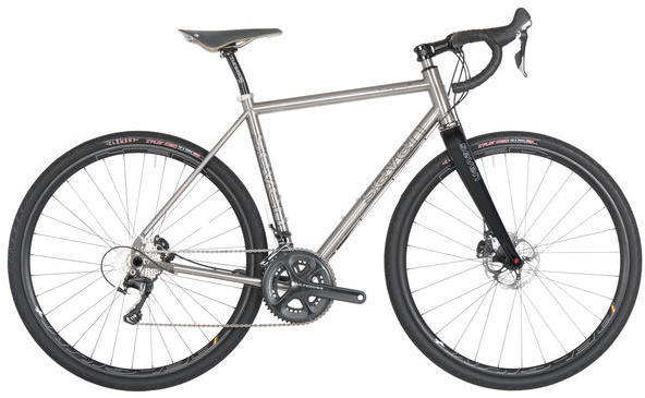 Seven Cycles Evergreen SL Shimano Ultegra 6800