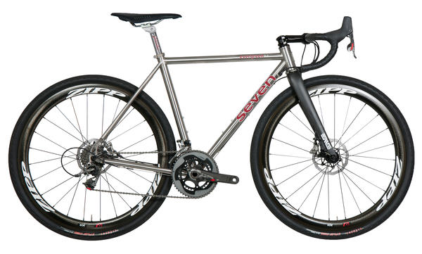 Seven Cycles Evergreen SLX Frame