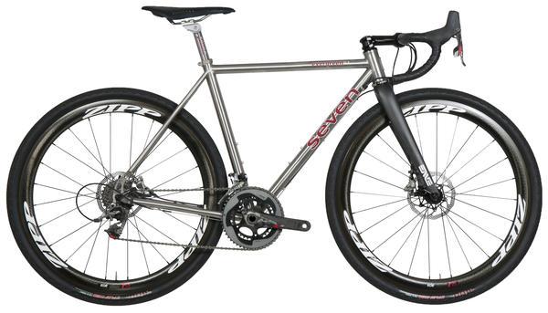 Seven Cycles Evergreen SLX Frame