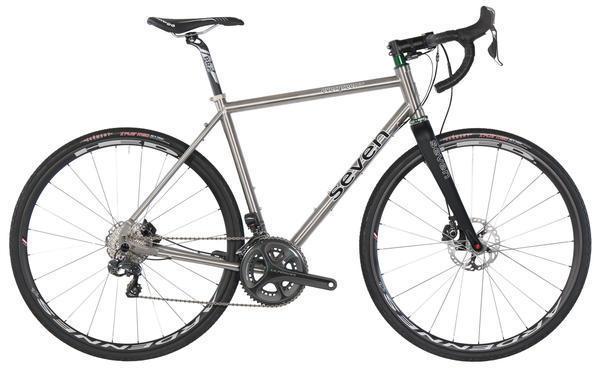 Seven Cycles Evergreen SLX Shimano Ultegra Di2