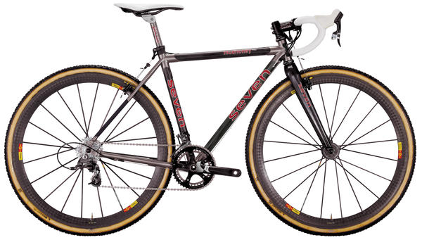Seven Cycles Mudhoney Pro Frame