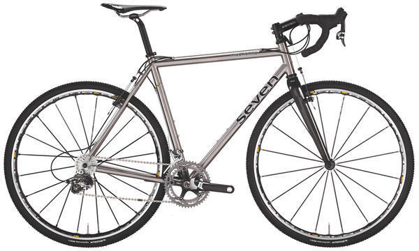 Seven Cycles Mudhoney S SRAM Force 22