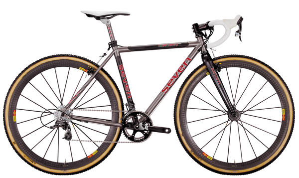 Seven Cycles Mudhoney SLX Frame