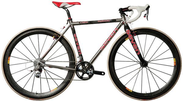 Seven Cycles Mudhoney XX