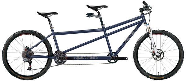 Seven Cycles Sola 007 Tandem Frame