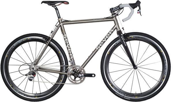Seven Cycles Mudhoney SL Frame