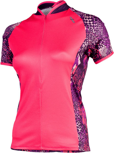 Shebeest Bellissima Python Jersey - Women's Color: Watermelon