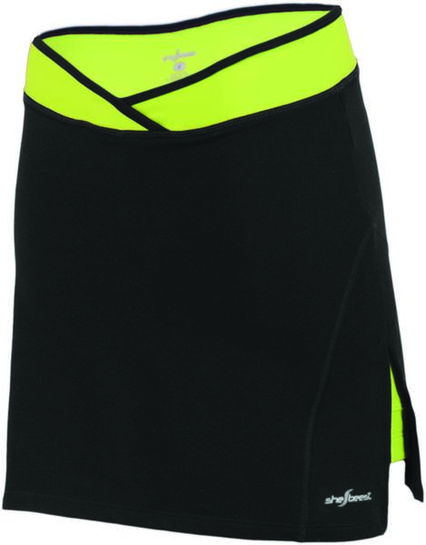 Shebeest SB CycloSkort - Women's Color: Appletini