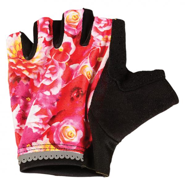 Shebeest Short Finger Kleo Bloom Gloves