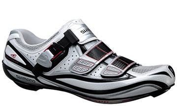 Shimano SH-R310 Shoes Color: Silver