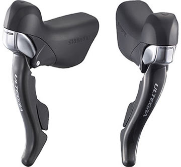 Shimano Ultegra Dual Control Levers (Double)