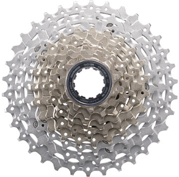 Shimano Saint/SLX 9-Speed Cassette