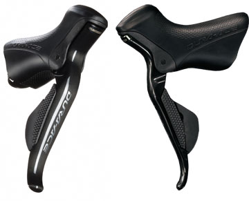 Shimano Dura-Ace Di2 Dual Control Electronic Shift/Brake Levers