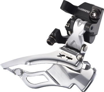 Shimano Deore XT Front Derailleur (Down Swing, Direct Mount)