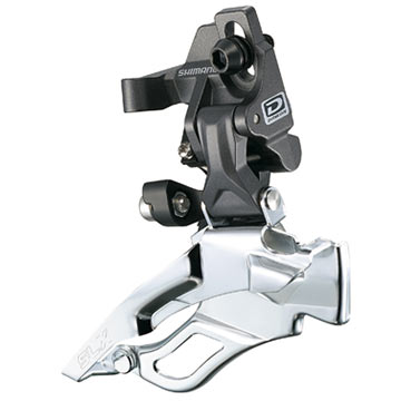 Shimano SLX Dyna-Sys 10-Speed Front Derailleur (Down Swing, Direct Mount)