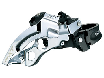 Shimano Deore XT Dyna-Sys 10-Speed Front Derailleur (Top Swing)